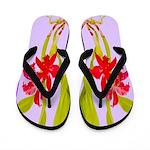 ORCHIDS Flip Flops