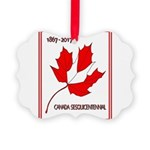 Canada, Sesquicentennial Celebration Picture Ornam