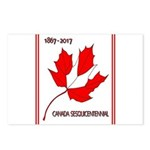 Canada, Sesquicentennial Celebration Postcards (Pa