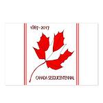 Canada, Sesquicentennial Celebration Postcards (Pa