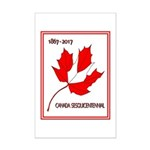 Canada, Sesquicentennial Celebration Poster Print