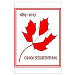 Canada, Sesquicentennial Celebration Poster