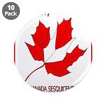 "Canada, Sesquicentennial Celebration 3.5"" Button ("