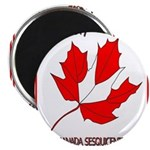 Canada, Sesquicentennial Celebration Magnets