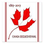 Canada, Sesquicentennial Celebration Square Car Ma