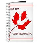 Canada, Sesquicentennial Celebration Journal