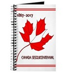 Canada, Sesquicentennial Celebration Journal