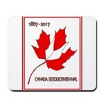 Canada, Sesquicentennial Celebration Mousepad
