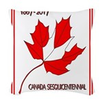Canada, Sesquicentennial Celebration Woven Throw P