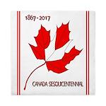 Canada, Sesquicentennial Celebration Queen Duvet