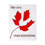 Canada, Sesquicentennial Celebration Twin Duvet