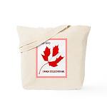 Canada, Sesquicentennial Celebration Tote Bag