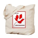 Canada, Sesquicentennial Celebration Tote Bag