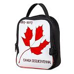 Canada, Sesquicentennial Celebration Neoprene Lunc