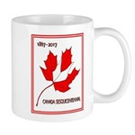Canada, Sesquicentennial Celebration Mugs