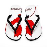 Canada, Sesquicentennial Celebration Flip Flops