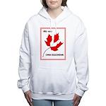 Canada, Sesquicentennial Celebration Women's Hoode