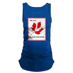 Canada, Sesquicentennial Celebration Maternity Tan