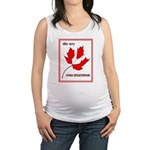 Canada, Sesquicentennial Celebration Maternity Tan