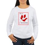 Canada, Sesquicentennial Celebration Long Sleeve T