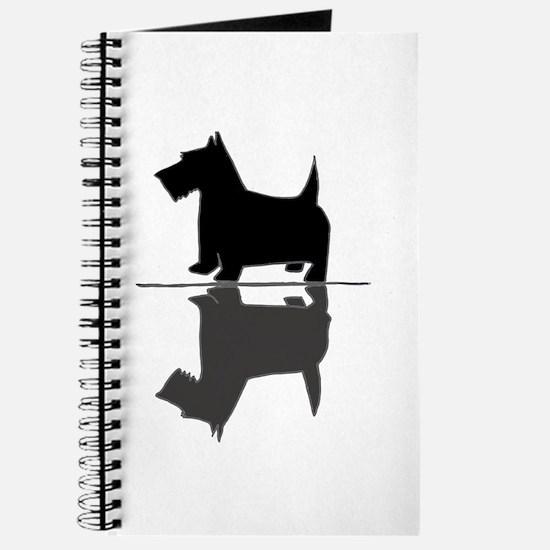 Scottish Terrier Art Journal