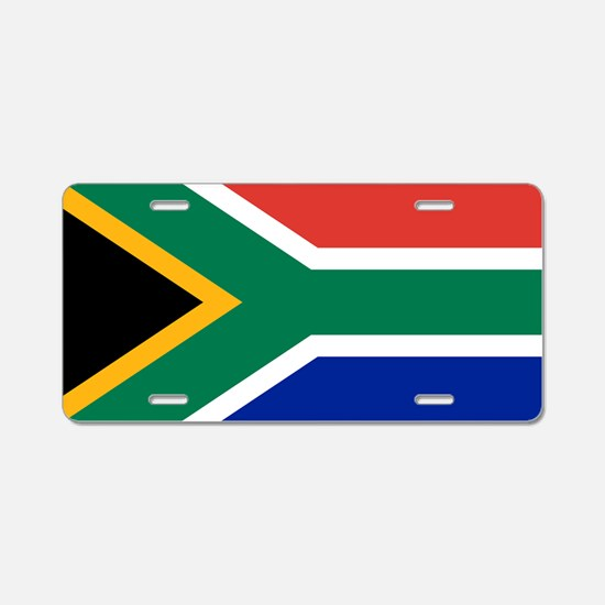 Cute South africa Aluminum License Plate