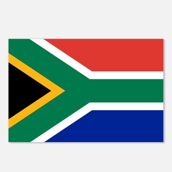 Cute South africa Postcards (Package of 8)