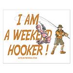 Weekend Hooker Posters
