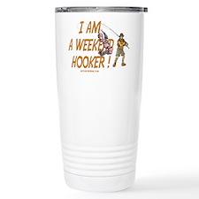 Weekend Hooker Travel Mug