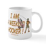 Weekend Hooker Mugs