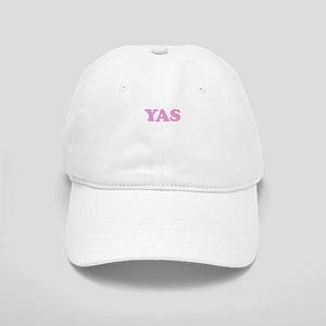 Yas Cute Sassy Girls Print Cap 386b13235b74