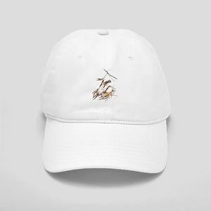 Prothonotary Warbler Audubon Birds Baseball Cap