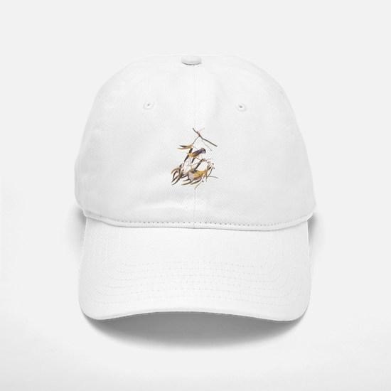 Prothonotary Warbler Audubon Birds Baseball Baseball Baseball Cap