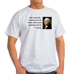 George Washington 8 T-Shirt