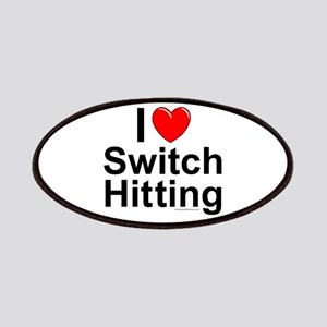Switch Hitting Patch