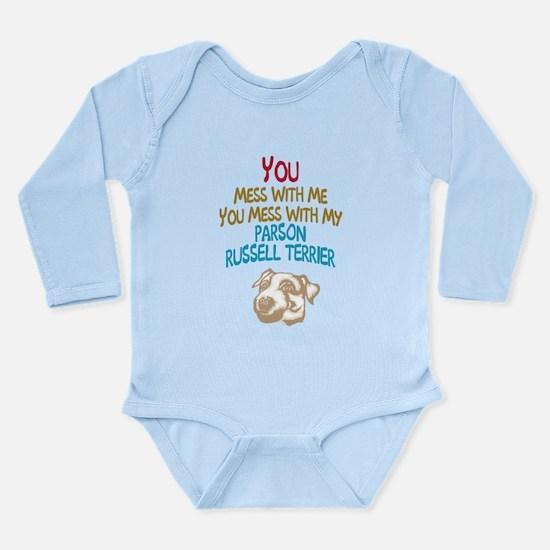 Parson Russell Terrier Infant Bodysuit Body Suit