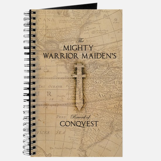 The Mighty Warrior Maidens Record Of Journal
