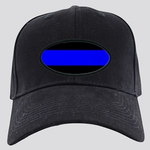 Police: The Thin Blue Line Black Cap