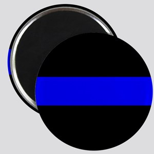 Police: The Thin Blue Line Magnet