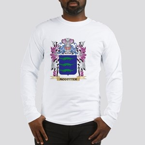 Mccotter Coat of Arms - Family Long Sleeve T-Shirt