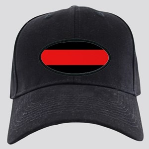 Firefighter: Red Line Black Cap