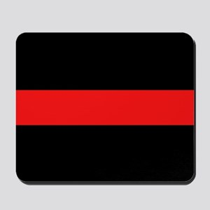 Firefighter: Red Line Mousepad
