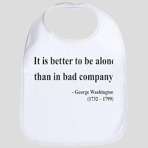 George Washington 10 Bib