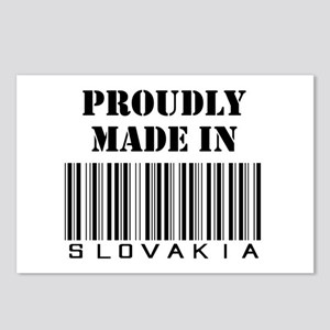 Proudly Made in Slovakia Postcards (Package of 8)
