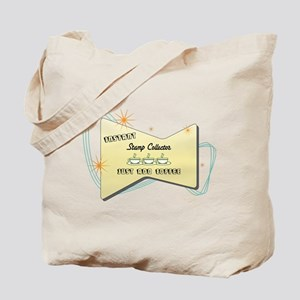 Instant Stamp Collector Tote Bag