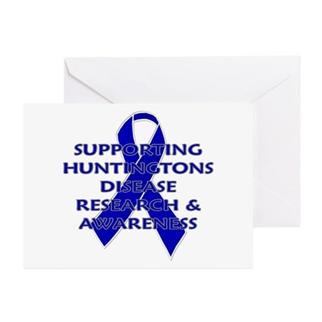 ...Huntingtons... Note Cards (Pk of 10)