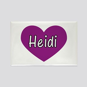 Heidi Rectangle Magnet