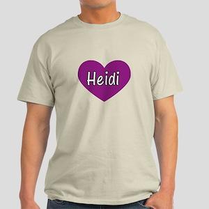 Heidi Light T-Shirt