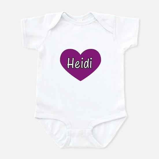 Heidi Infant Bodysuit