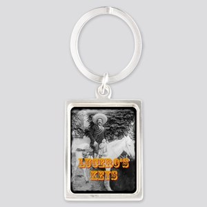 Lucero - AB Male Names - Pancho Villa Keychains